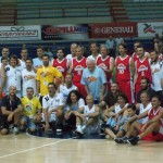 derby storico Montecatini - Pistoia (24h basket - Time Out)