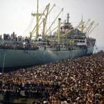 Immigrazione albanese 1992