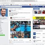 post di Salvini su Don Biancalani